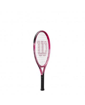 Теннисная ракетка Wilson Burn PINK 21 Half CVR