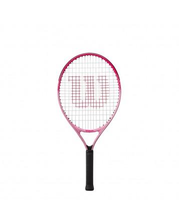 Теннисная ракетка Wilson Burn PINK 23 Half CVR