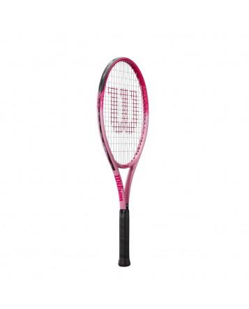 Теннисная ракетка Wilson Burn PINK 25 Half CVR