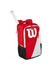 Wilson Match III Backpack RD/WH