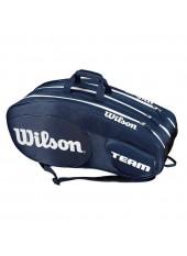Wilson Team III 12 RK BL/WH