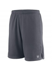 Wilson Jr B Core Knit 7 Short/Dk Grey