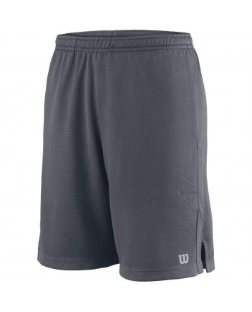 Шорты Wilson Jr B Core Knit 7 Short/Dk Grey