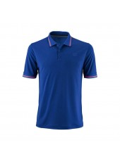 Wilson M Star Polo #1/Maz Blue