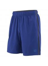 Wilson M UWII Woven 8 Short/Maz Blue/Dk Grey