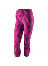 Wilson W Printed Tight/Berry