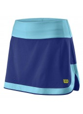 Wilson W UWII Perf 12,5 Skirt/Maz Blue/Blu Atoll