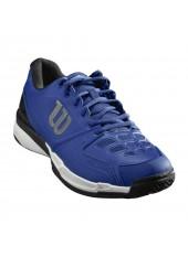 Теннисные кроссовки Wilson Rush Comp Wh/Wh/Bk