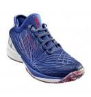 Теннисные кроссовки Wilson Kaos 2.0 SFT Maz Blue/Wh/Neo