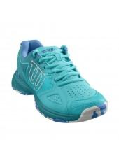 Теннисные кроссовки Wilson Kaos Devo Blue Curac/Blue