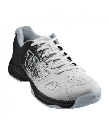 Кроссовки для тенниса Wilson Kaos Stroke Wh/Bk/Bk мужские
