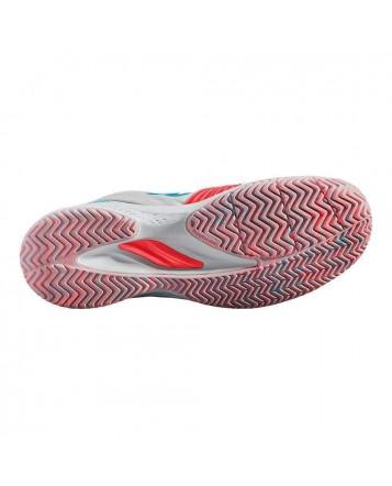 Кроссовки для тенниса Wilson Kaos 2.0 Fiery Cor/Wh/Blue женские