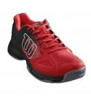 Wilson Kaos Stroke Red/Bk/Wh