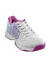 Теннисные кроссовки Wilson Kaos Stroke Wh/Halogen Bl/Be