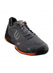 Теннисные кроссовки Wilson Rush Pro 2.5 Clay Cort Magnet/Bk/Shock