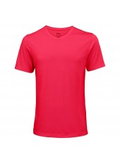 Wilson M Condition Tee/Neon Red