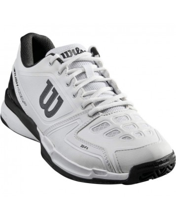 Кроссовки для тенниса Wilson Rush Comp Maz Blue/Bk/Wh мужские