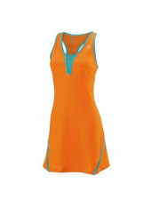 Платье Wilson W Up a Set Dress Orange/Wave Marine