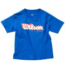 Футболка Wilson Jr T-Shirt Blue