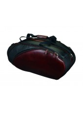 Чехол Leather 6 Pack BAG Black