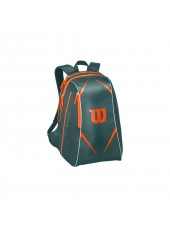 Рюкзак Burn Topspin Backpack BK/OR