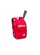 Tour Red Backpack