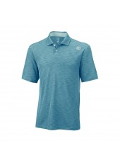 Поло Wilson M Textured Polo/Blue Mirage/Silver