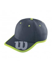 Бейсболка Wilson Baseball Hat Coal/ Granny Green