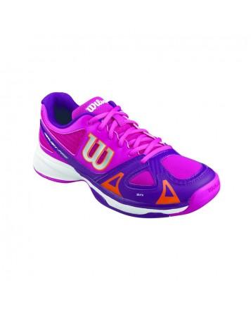 Кроссовки Wilson Rush Pro Junior Pink