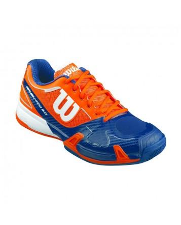 Теннисные кроссовки Wilson Rush Pro 2.0 Men's Clay Court