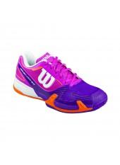 Теннисные кроссовки Wilson Rush Pro 2.0 Pink Women's  All Court
