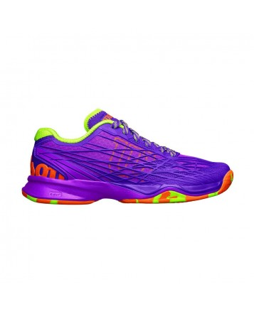 Кроссовки Wilson Kaos Women's All Court Pink/Purple