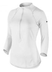 Женская майка Nike ZIP ½ Baseline