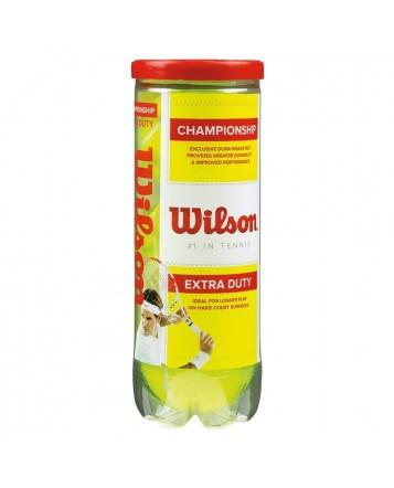 Теннисные мячи Wilson Championship 3B банка