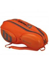 Wilson Burn Orange/Grey/ 9 RK