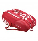 Чехол Wilson Vacouver Red/Whit 15 RK