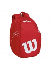 Рюкзак Wilson Pro Staff Backpack Red/Whit