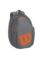 Рюкзак Wilson Burn Backpack Grey/Orange