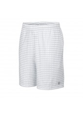 Wilson Jr Spring Outline 7 Short/White/Peart Grey