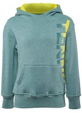 Wilson Jr Tennis PO Hoody/Aqua Heather
