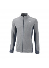 Мужская куртка Wilson M Rush Knit Jacke /Heather Grey