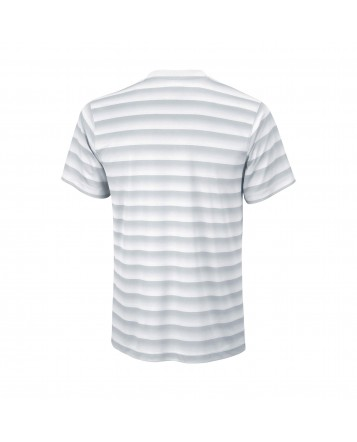Wilson M Shring Ombre Crew/White/Pearl Grey