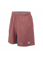 Мужские шорты Wilson M Summer Labyrinth 8 Short/White/Pearl Grey
