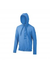 Мужская толстовка Wilson M Full Zip Hoodie/Neptune Blue Heather