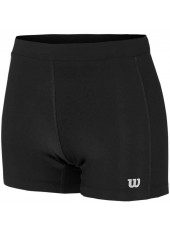 Wilson W Rush Compression Short/BLACK