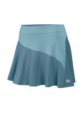 Женская юбка Wilson W Star Bonded 13,5 Skirt/Storm Blue/Aqua