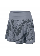 Женская юбка Wilson W Sping Art 13,5 Skirt/Tradewinds/Turbulence