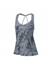 Женский топ Wilson W Spring Art Athletic Tank/Tradewinds/Turbulence