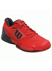 Wilson Rush Pro 2.5 Men`s All Cort/Red/Black/Barbados Cherry