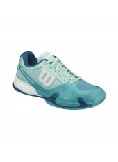 Теннисные кроссовки Wilson Rush Pro 2.0 Bl/Bl/Ultrama